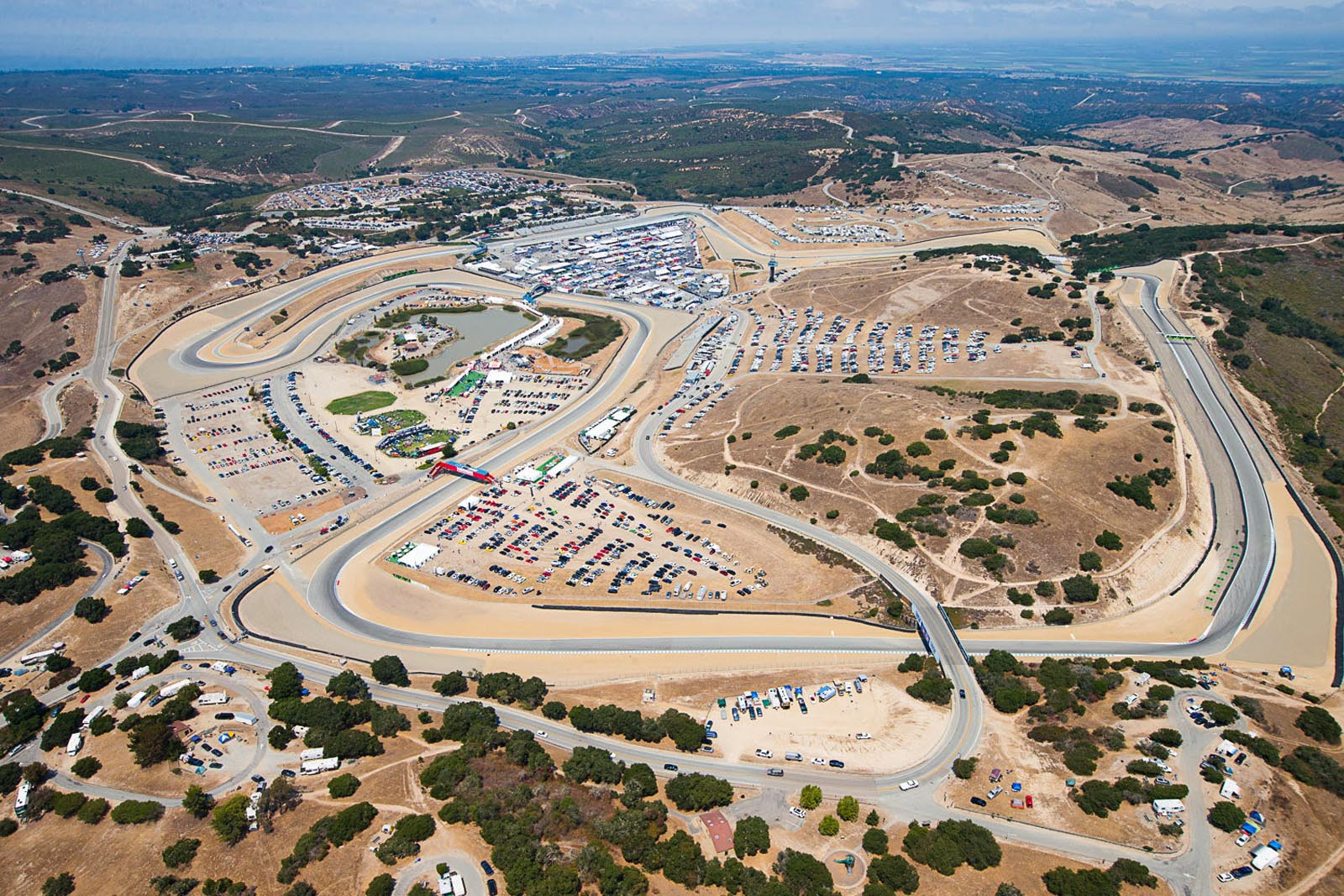 Laguna Seca Raceway >> Mazda Parts Company With Laguna Seca - car news