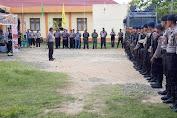 Kapolres Bolmong Ajak Warga Ciptakan Pilkada Damai Tanpa Hoax