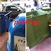 ΡΟΥΣΦΕΤΙ σε μεγαλόσχημους! Στην Πλουτάρχου (Κολωνάκι) μάζευαν τα σκουπίδια καθημερινά...