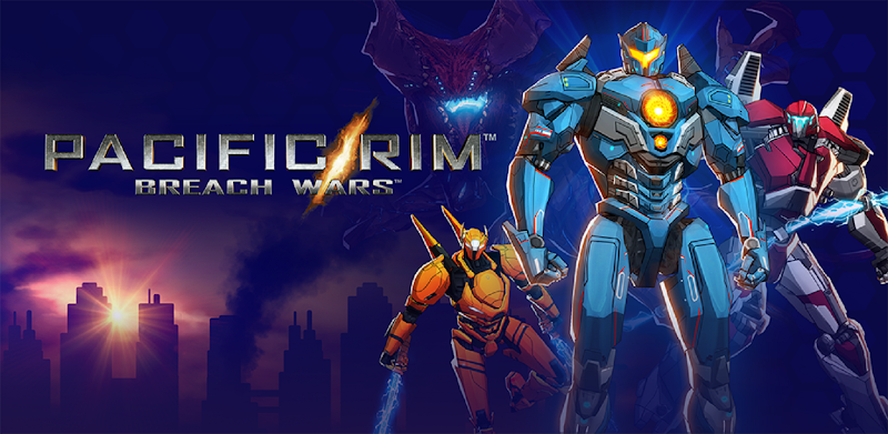 Pacific Rim Breach Wars – Robot Puzzle Action RPG  – APK MOD HACK – Dinheiro Infinito