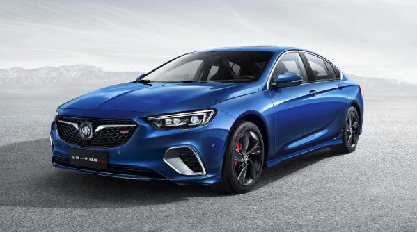 2020 Buick Regal redesign