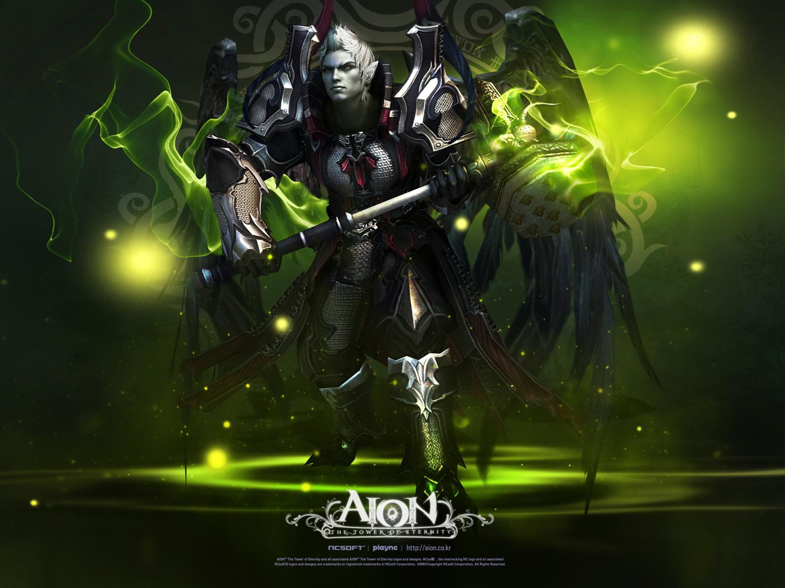Aion spiritmaster hot - 3 10