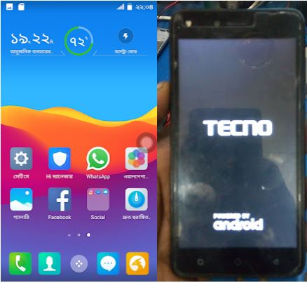 Tecno Wx3 Flash File