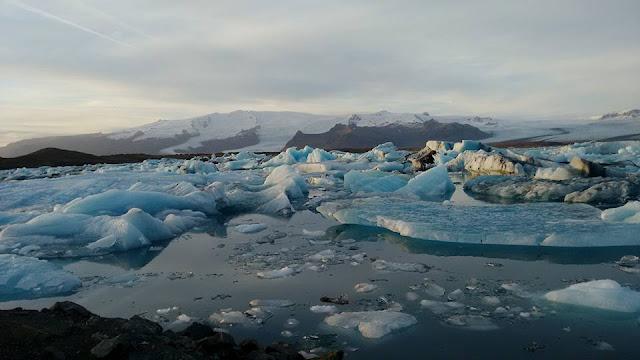 Laguna Lodowcowa, lodowiec Islandia