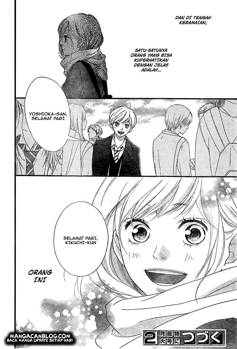 Ao Haru Ride Chapter 35-43