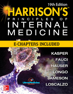 Harrison's Principles of Internal Medicine - 19th Edition