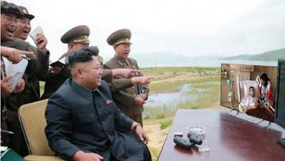 Meme Setya Novanto di Rumah Sakit Kim Jong Un