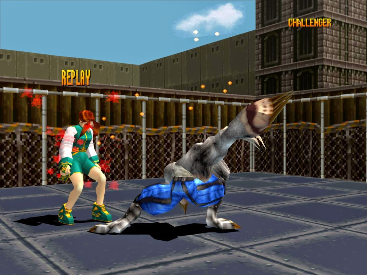 Bloody roar 2 (usa) psx / sony playstation iso download | romulation.