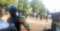 POLICE - WE'RE DEPLOYING 8, 000 PERSONNEL TO STOP KADUNA NLC PROTEST