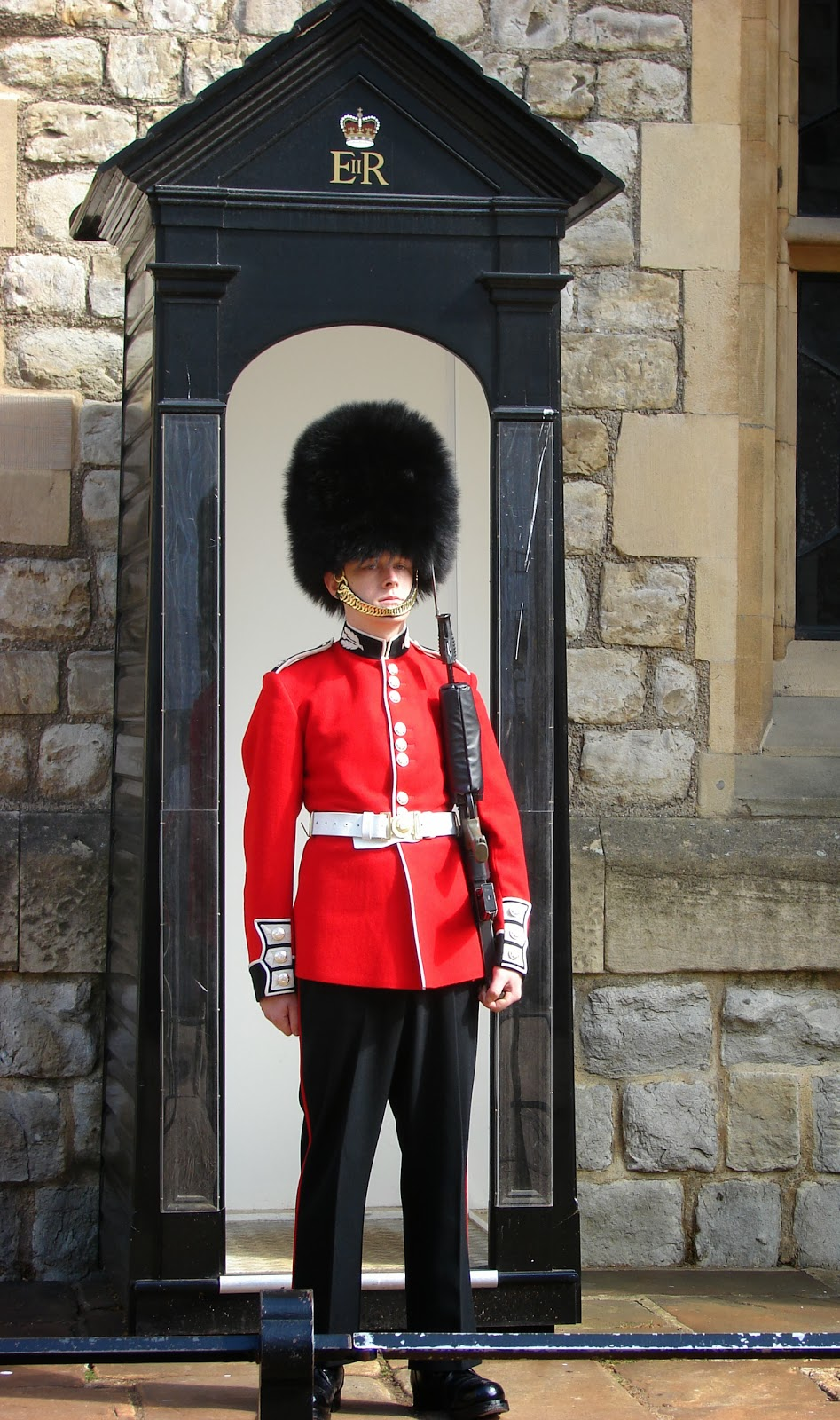 Scots Guards, Tower of London