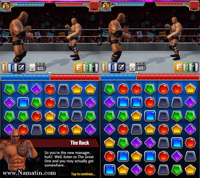 cheat wwe champion android
