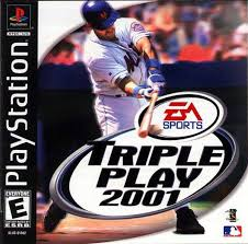 Triple Play 2001 - PS1 - ISOs Download