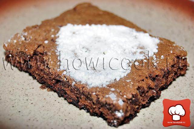 рецепт вкусных шоколадных пирожных