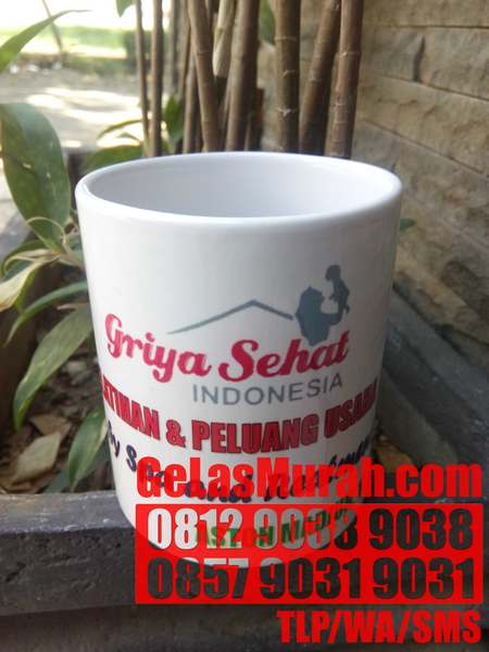 PRINT PICTURE ON MUG JAKARTA