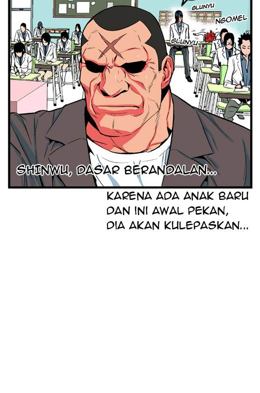 Webtoon Noblesse Bahasa Indonesia Chapter 09