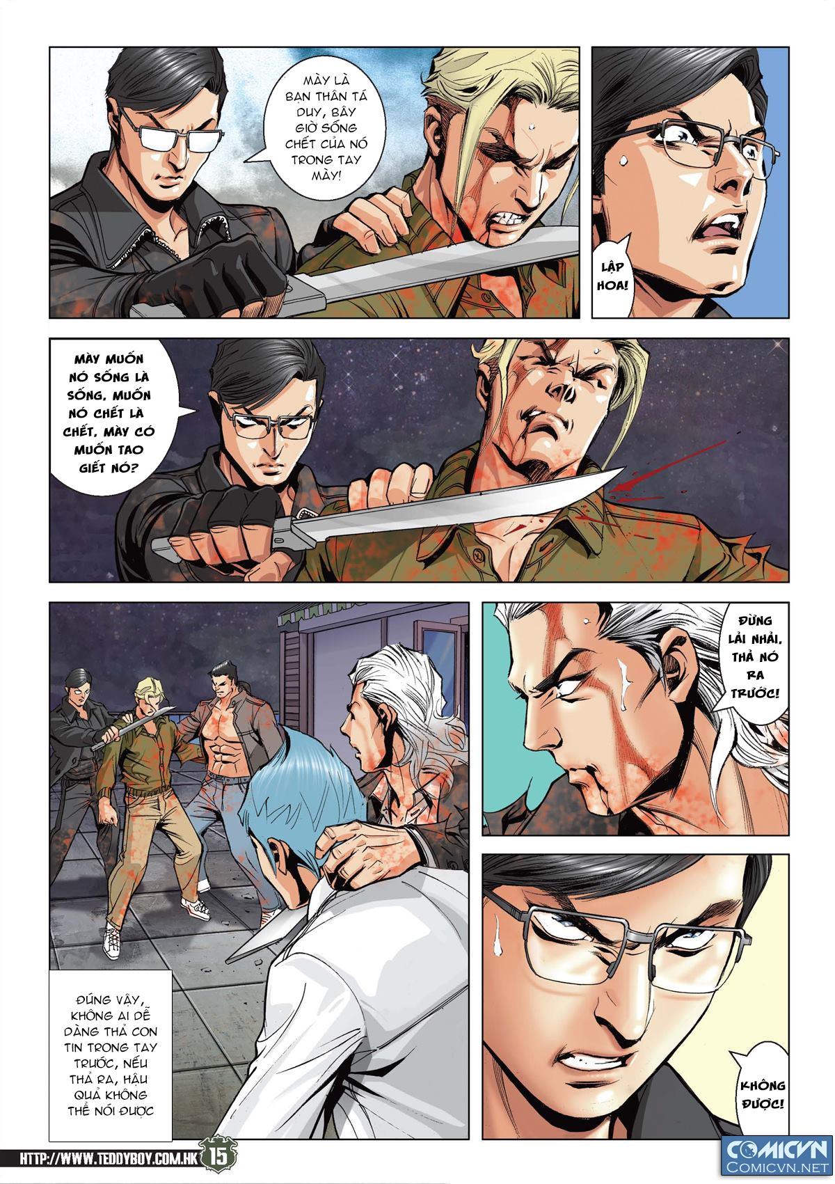Người Trong Giang Hồ RAW chap 2085 - Trang 13