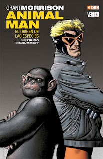 Animal Man de Grant Morrison Libro 2.