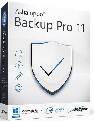 Ashampoo Backup Pro 11.10 poster box cover