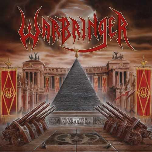 WARBRINGER: Εξώφυλλο, τίτλος και ημερομηνία κυκλοφορίας του επερχόμενου album