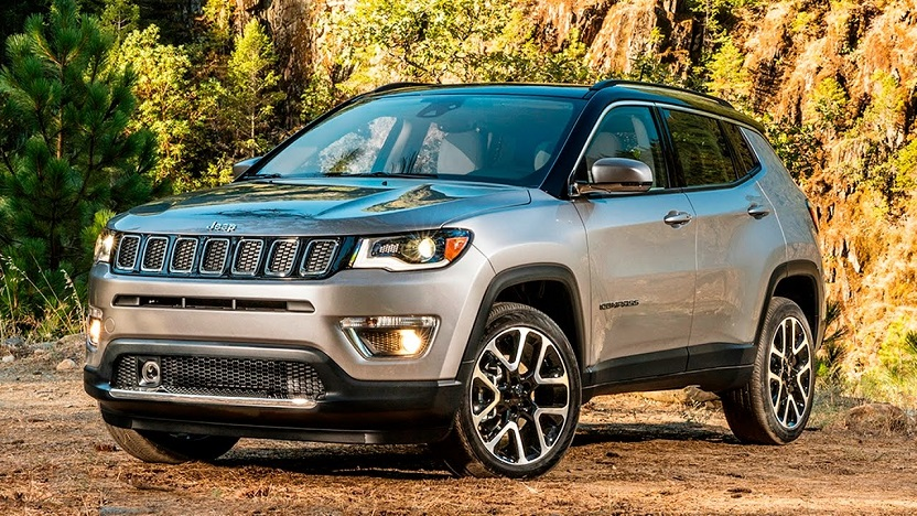 The Jeep Comp Redesign Has Gone Down Well In Canada For Second Month A Row S Topped 1 000 Mark Hitting High August Of 096