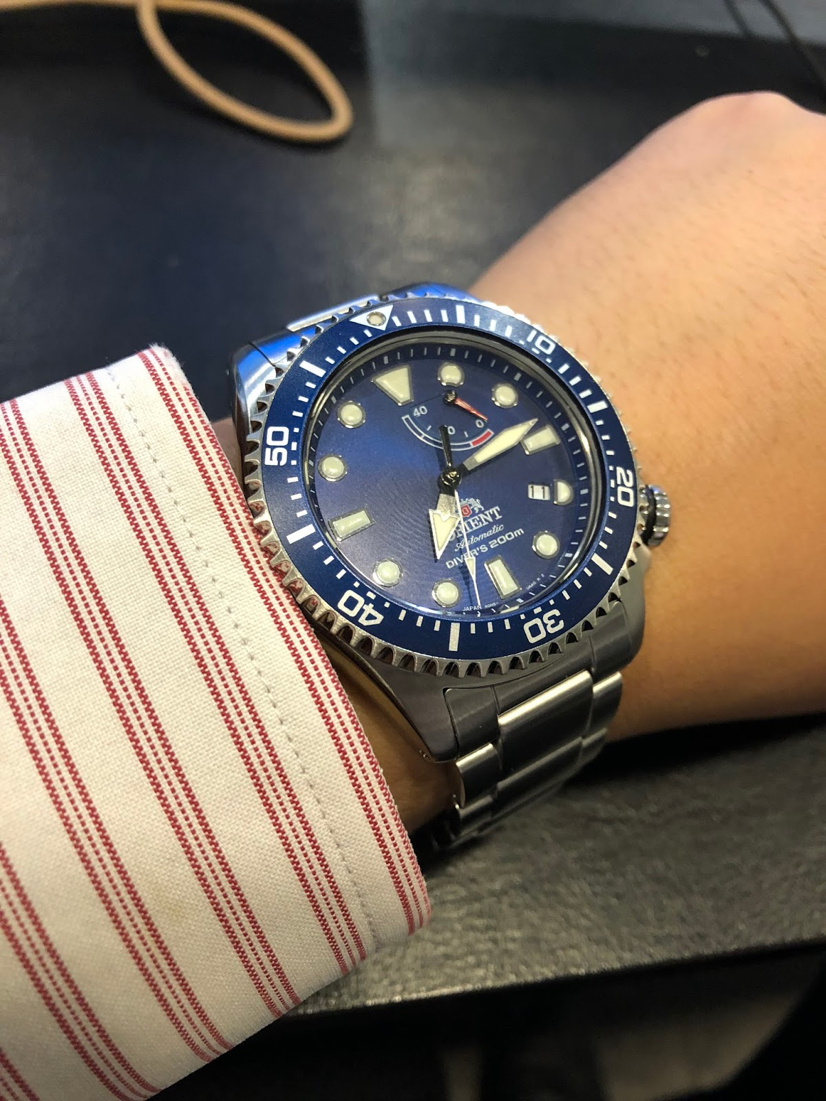 d2bc78880f339 ... out that Orient has decided to end its M-Force series. This series was  Orient s specialized heavy duty sport and diver watch line. The watches  under ...