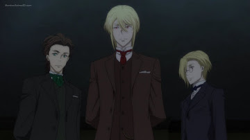 Yuukoku no Moriarty Season 2 Episode 1