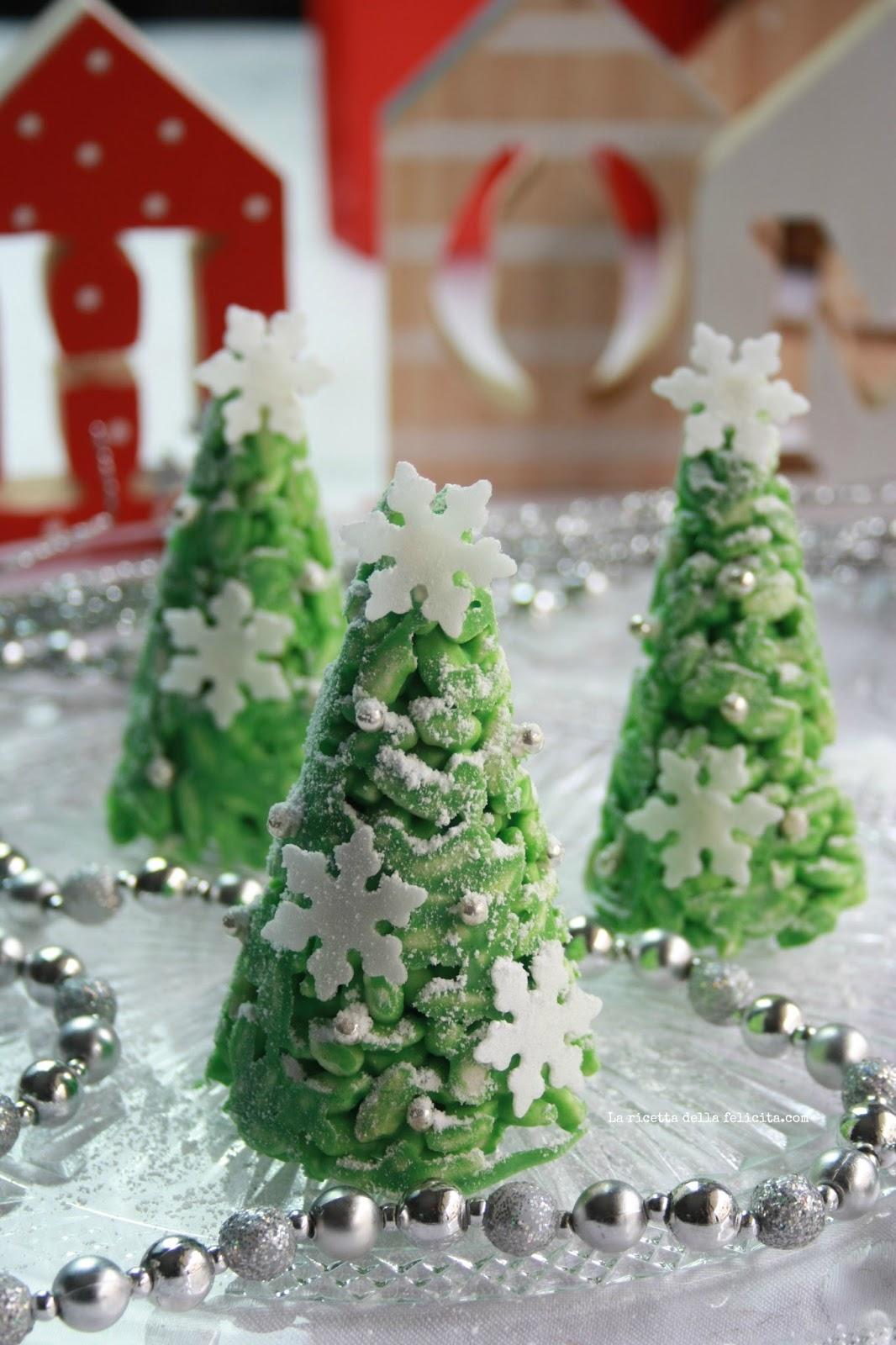 Molto Idee per Natale: Alberelli di cioccolato facilissimi ! | La  VJ22