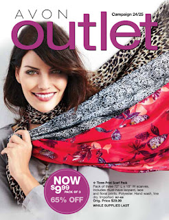 Avon Outlet Campaign 24 & 25 10/29/16 - 11/25/16