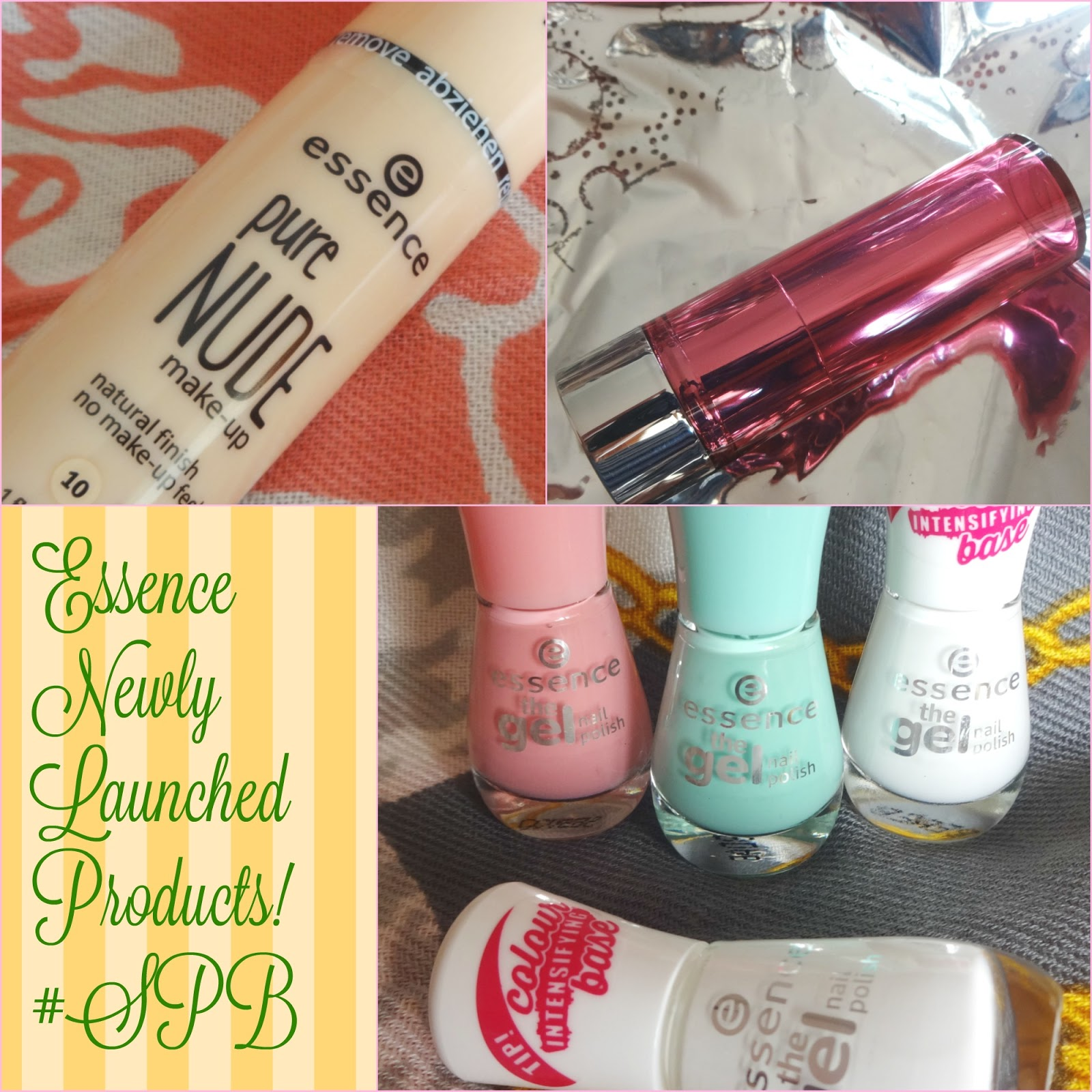 Essence New Launched Products! | Sparkling Palette Blog