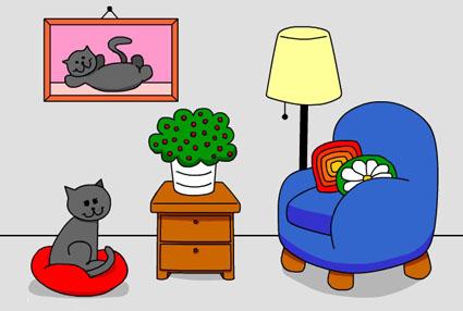 Cat Room Escape (Kedili Oda)