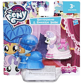 My Little Pony Rarity Small Story Pack Sweetie Belle Friendship is Magic Collection Pony