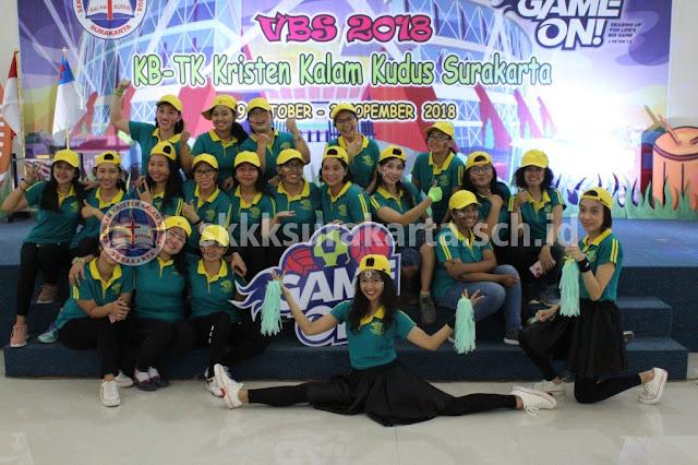 VBS KB-TK Kristen Kalam Kudus Surakarta 2018 Day 5