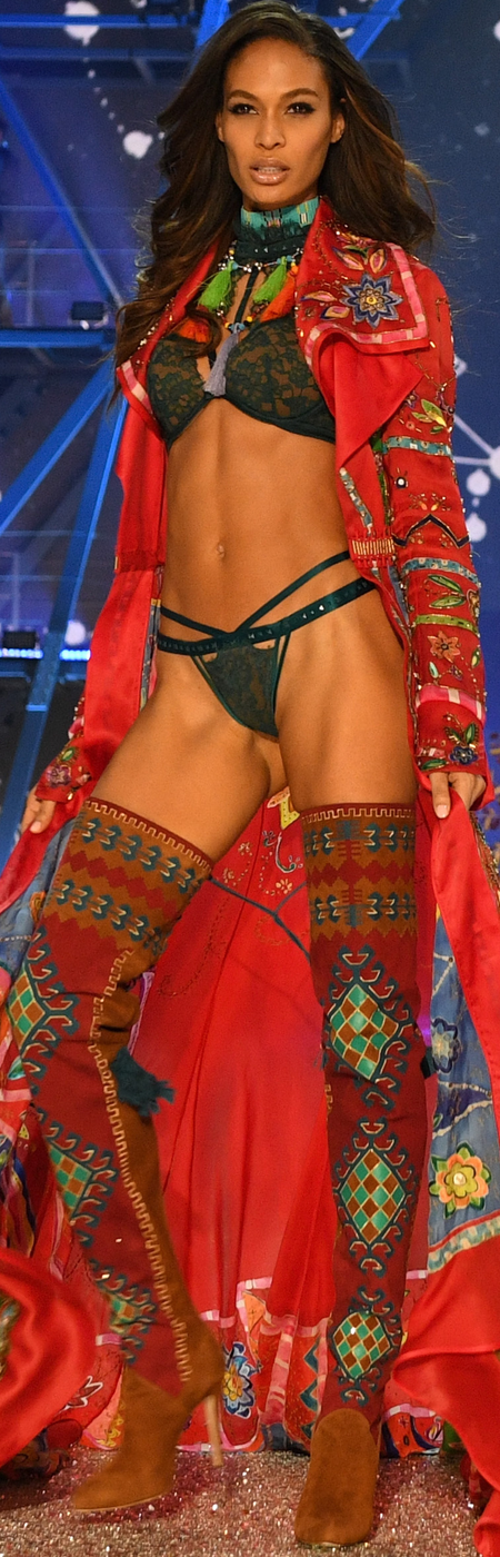 Joan Smalls 2016 Victoria's Secret Fashion Show