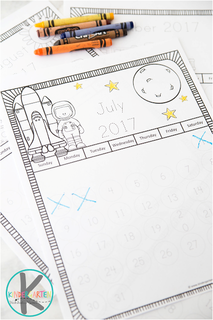 fun to color printable calendars for kids
