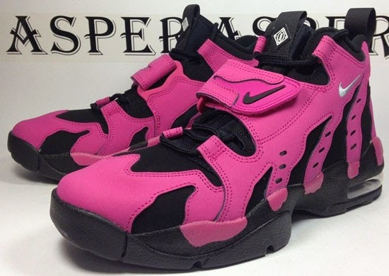 ed474775e9 Nike Air DT Max '96 Vivid Pink/Metallic Silver-Black Available Early On eBay