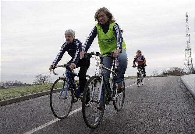Tác dụng của thể dục đạp xe mang lại