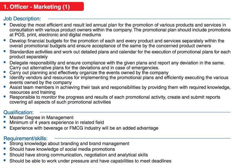 APCA Nepal - Marketing officer Jobs in Nepal Vacancy