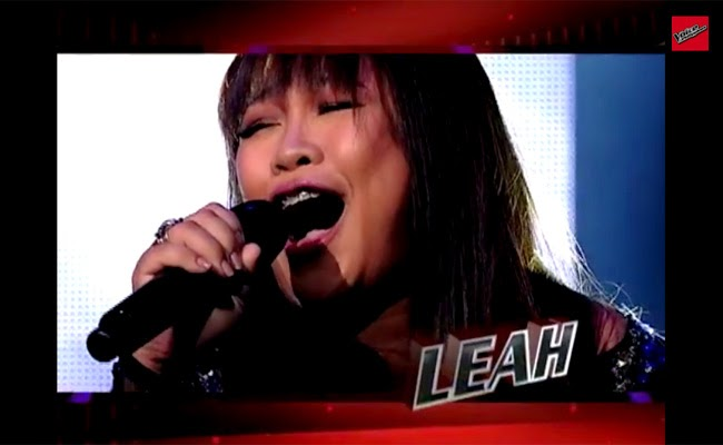 The Voice of the Philippines Season 2 Final Showdown Team Lea Leah Patricio Sing 'Muli'