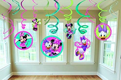 Minnie Decorations
