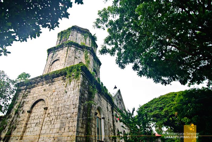 Anini-y Church in Antique