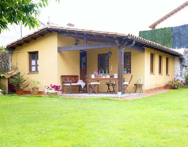 Casa de campo puro charme mlbrito for Modelos de casas de campo de una planta