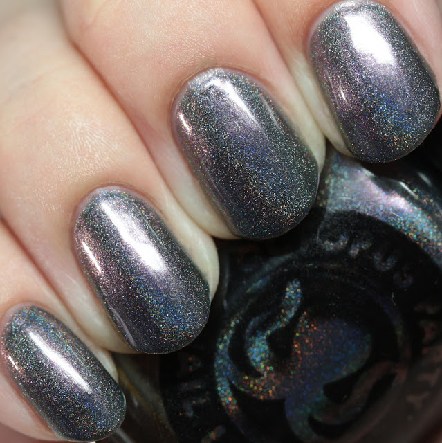 Octopus Party Nail Lacquer Suffocation