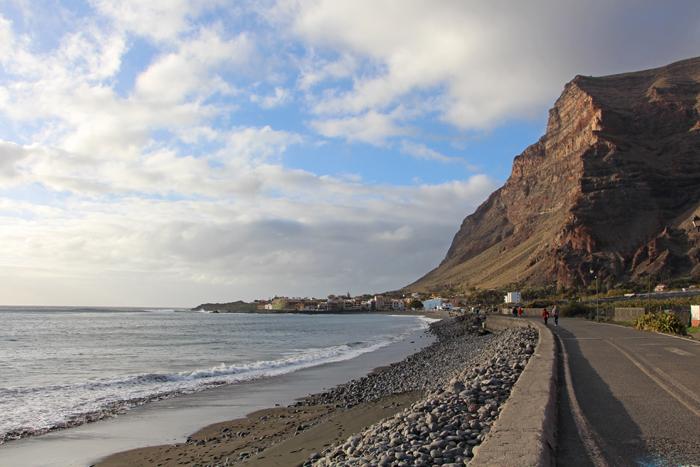 La Playa, Valle Gran Rey