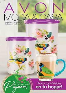 Catalogo Avon Moda y Casa Campaña 02 Febrero 2019