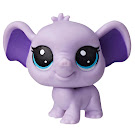 Littlest Pet Shop Series 3 Mini Pack Faye Elefant (#3-110) Pet