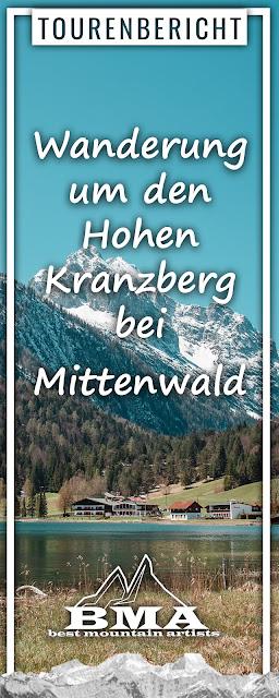 Wanderung um den Hohen Kranzberg bei Mittenwald