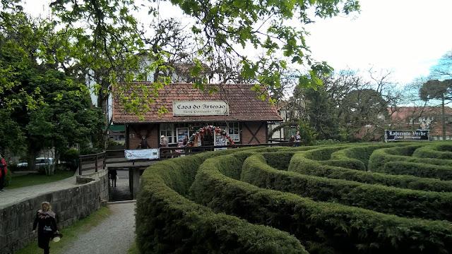 Labirinto Vivo, Nova Petrópolis
