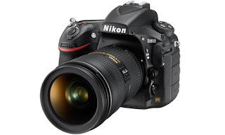 Harga Kamera Nikon D810 dan Spesifkasi Terbaru