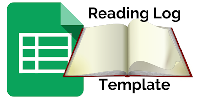 Student Reading Log Template with Google Sheets