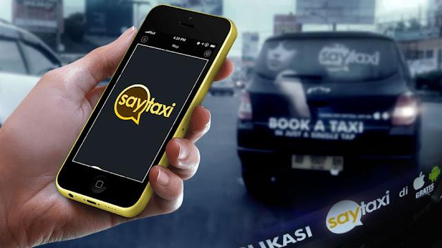 Say Taxi Jogja